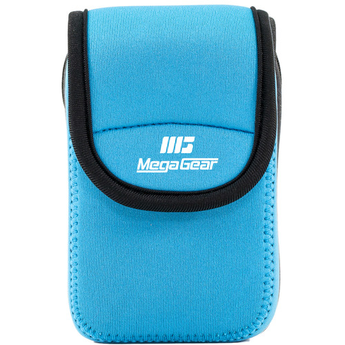 MegaGear Ultra-Light Neoprene Camera Case for Samsung WB35F (Blue)