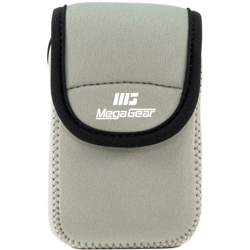 MegaGear Ultra-Light Neoprene Camera Case for Kodak PixPro FZ43 and Kodak PixPro FZ41 (Gray)