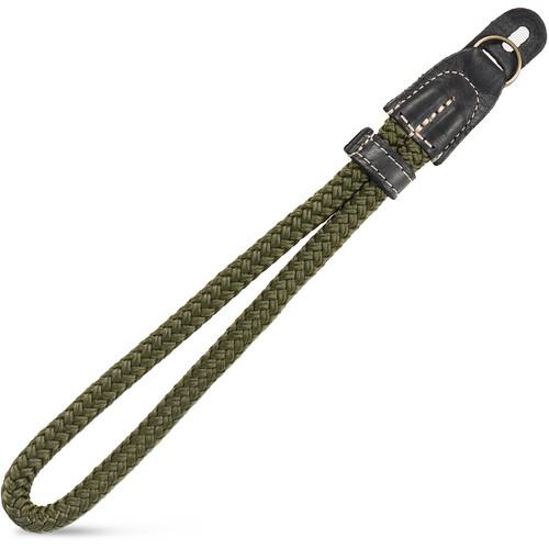 MegaGear Cotton Wrist Strap (Green)