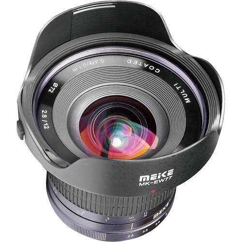 Meike MK-12mm f/2.8 Lens for Canon EF-M