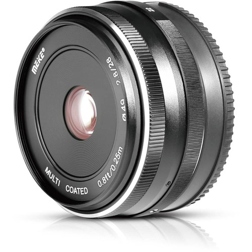 Meike MK-28mm f/2.8 Lens for FUJIFILM X