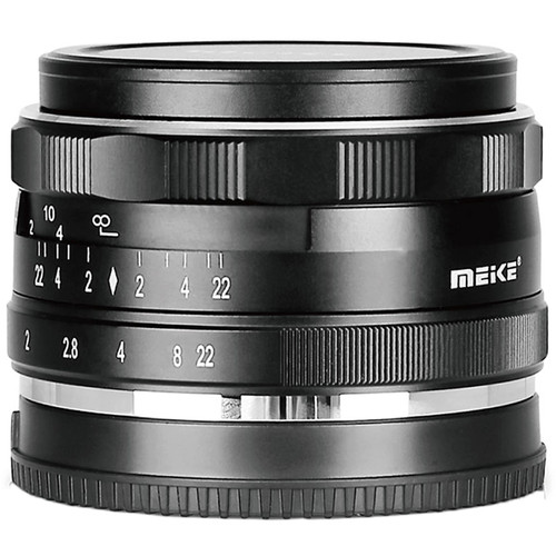 Meike MK-35mm f/1.7 Lens for Nikon 1