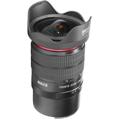 Meike MK-6-11mm f/3.5 Fisheye Lens for FUJIFILM X