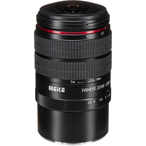 Meike MK-6-11mm f/3.5 Fisheye Lens for Micro Four Thirds