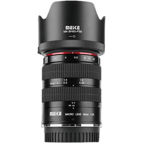 Meike MK-85mm f/2.8 Macro Lens for Canon EF