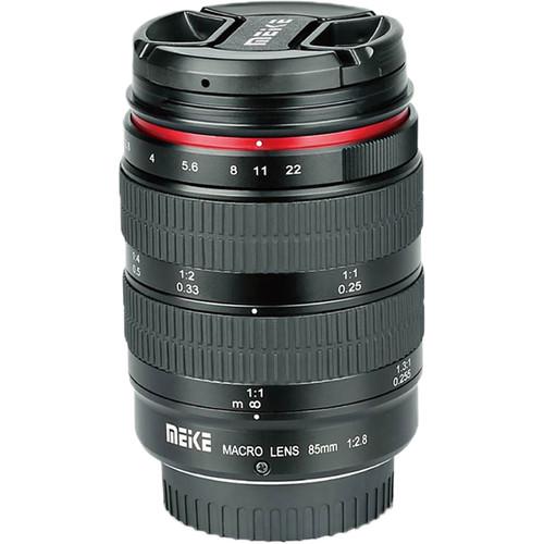 Meike MK-85mm f/2.8 Macro Lens for Nikon F