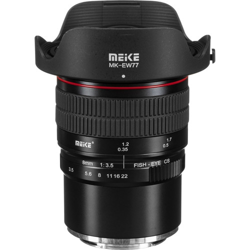 Meike MK-8mm f/3.5 Fisheye Lens for Sony E
