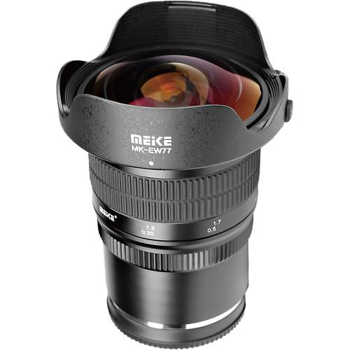 Meike MK-8mm f/3.5 Fisheye Lens for Nikon F