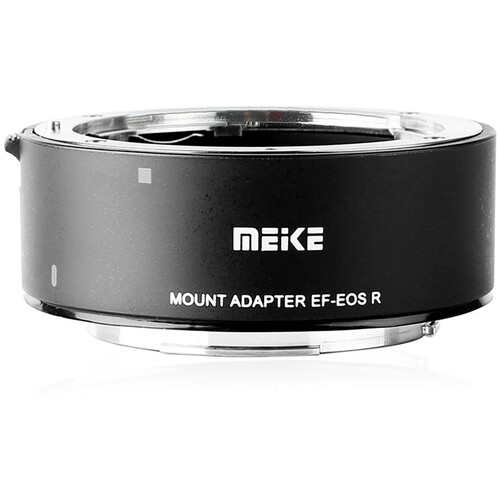 Meike Lens Mount Adapter for Canon EF/EF-S Lens to Canon RF-Mount Camera