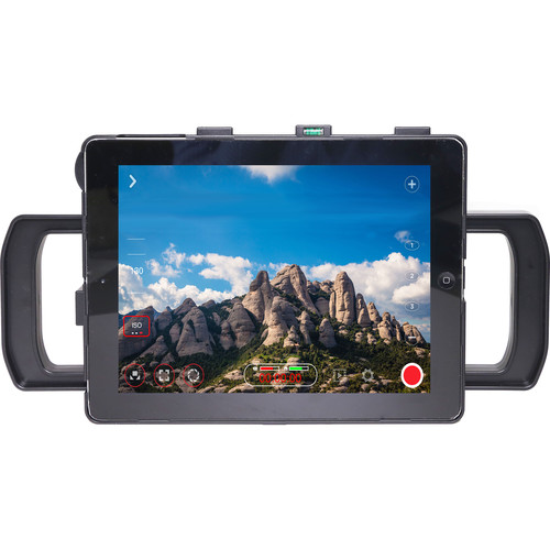 Melamount Video Stabilizer Pro Multimedia Rig Case for iPad 2/3/4