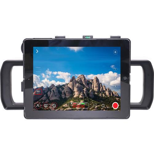 Melamount Video Stabilizer Pro Multimedia Rig Case for iPad Air 2
