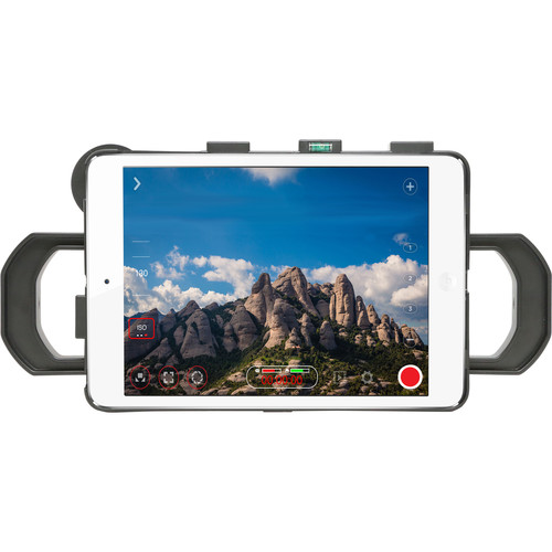 Mela Mount Video Stabilizer Pro Multimedia Rig Case for iPad mini 1/2/3