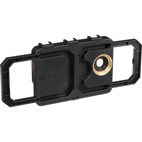 Melamount Video Stabilizer Pro Multimedia Rig Case for iPhone 7/8