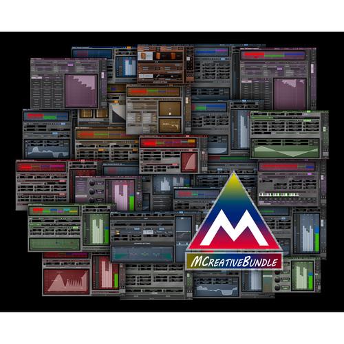 MeldaProduction MCreativeBundle - Sound Processing Plug-Ins Bundle (Download)
