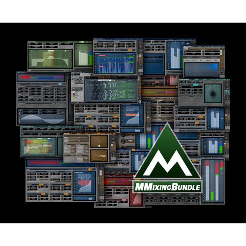 MeldaProduction MMixingBundle - Mixing Plug-Ins Suite (Download)