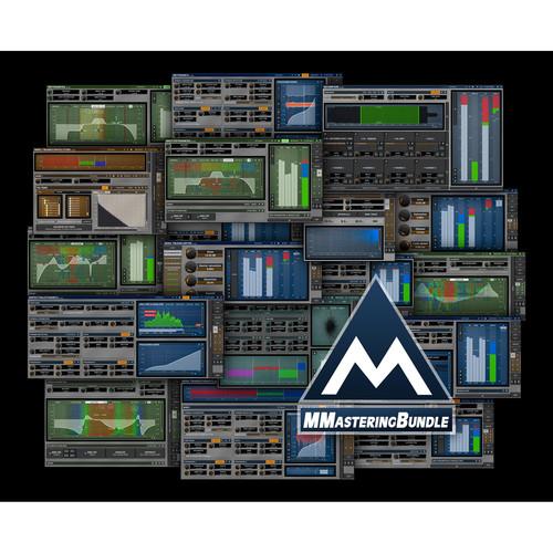 MeldaProduction MMasteringBundle - Mastering Plug-Ins Bundle (Download)
