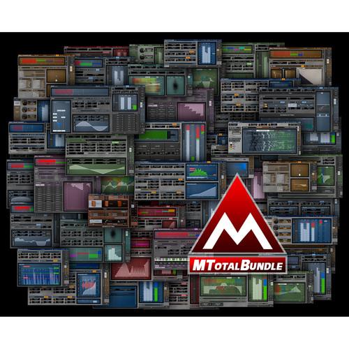 MeldaProduction MTotalBundle - Compose, Mix, Master Plug-In Effects Bundle (Download)
