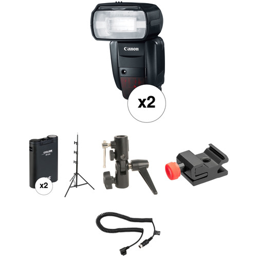 Melissa Jill's Off Camera Flash kit
