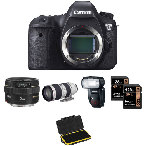 Melissa Jill's Wedding Starter Camera Kit