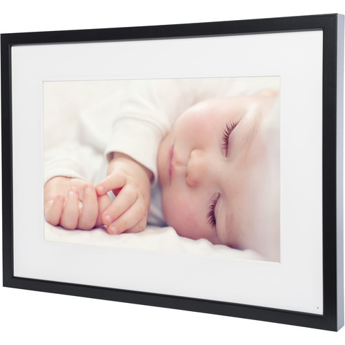 "Memento Electronics 25"" Smart Frame (Black)"