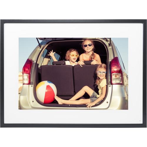 "Memento Electronics 35"" Smart Frame (Black)"