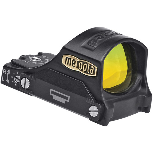 Meopta MeoRed 30 Reflex Sight (3 MOA Red Dot Reticle, Matte Black)