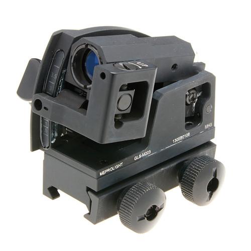 MEPROLIGHT LTD Mepro GLS Reflex Sight for 40mm GLS (Illuminated Dot Reticle)