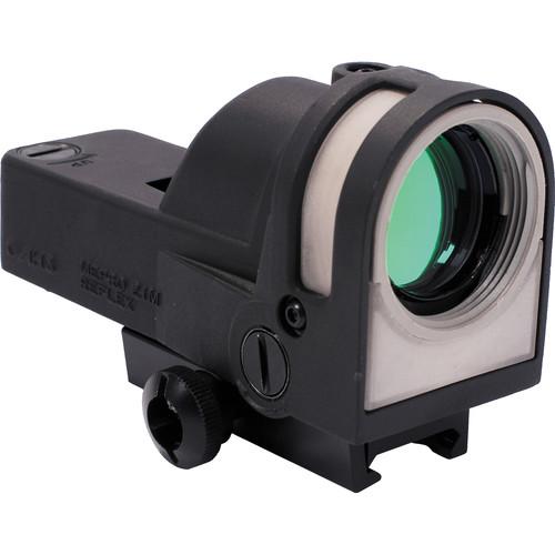 MEPROLIGHT LTD 1x30 Mepro 21 Dual-Illumination Reflex Sight (4.3 MOA Dot Reticle)