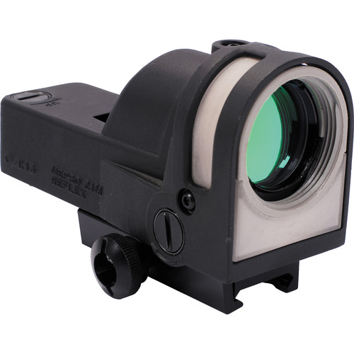 "MEPROLIGHT LTD 1x30 Mepro 21 Dual-Illumination Reflex Sight (Open ""X"" Reticle)"