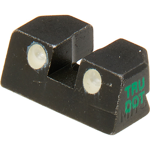 MEPROLIGHT LTD Tru-Dot Tritium Rear Night Sight for Sig Sauer 9mm and .357 (Yellow)