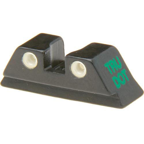 MEPROLIGHT LTD Tru-Dot Tritium Rear Night Sight for Glock 10mm/.45ACP (Yellow)