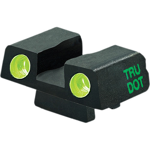 MEPROLIGHT LTD Tru-Dot Tritium Rear Night Sight for Bersa Thunder (Green)