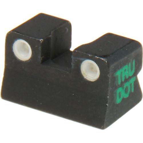 MEPROLIGHT LTD Tru-Dot Tritium Rear Night Sight for Beretta M9 and 92 (Green)