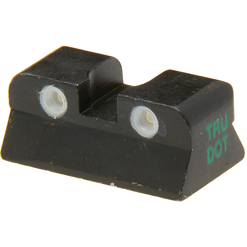 MEPROLIGHT LTD Tru-Dot Tritium Rear Night Sight for Browning Hi-Power MkIII (Green)