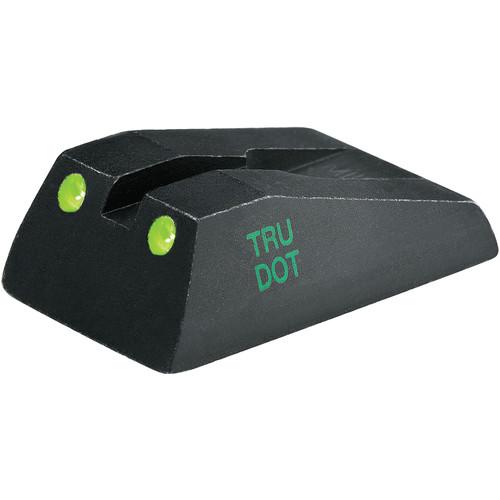 MEPROLIGHT LTD Tru-Dot Tritium Rear Night Sight for Ruger SR9, 9C, 40, 40C (Green)