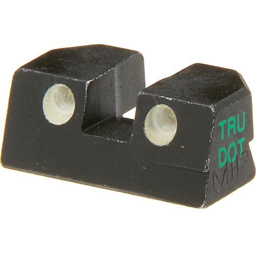 MEPROLIGHT LTD Tru-Dot Tritium Rear Night Sight for Springfield XD 9 & 40 (Green)