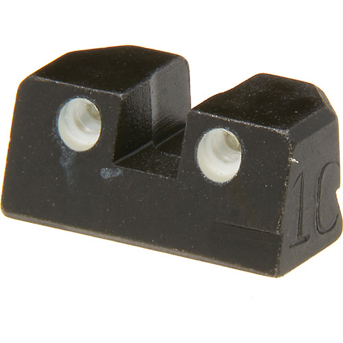 MEPROLIGHT LTD Tru-Dot Tritium Rear Night Sight for Springfield XD 45 (Green)