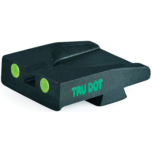 MEPROLIGHT LTD Tru-Dot Tritium Rear Night Sight for Springfield XDM (Green)