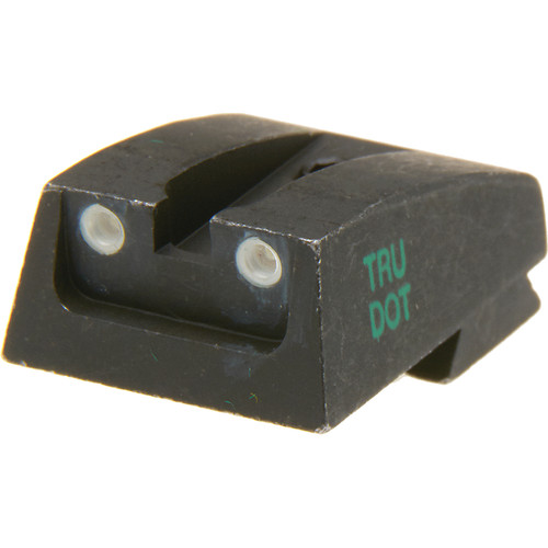 MEPROLIGHT LTD Tru-Dot Tritium Rear Night Sight for Walther PPS (Green)