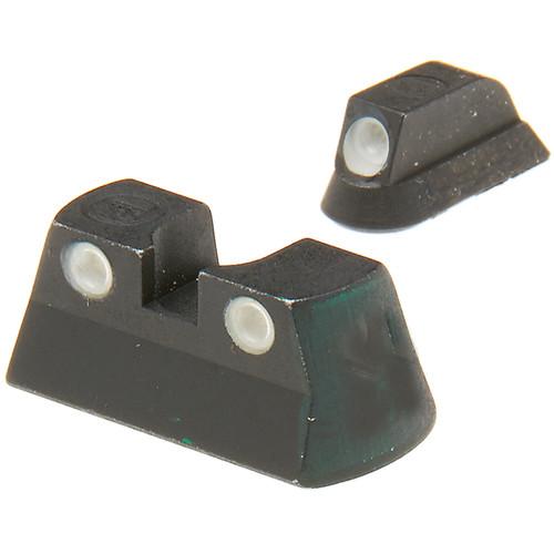 MEPROLIGHT LTD Tru-Dot Tritium Night Sight for CZ P-01 (Set - Green/Green)