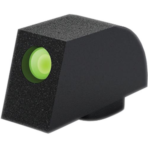 MEPROLIGHT LTD Ad-Com Adjustable Tritium Night Sight for Glock G26 & G27 Pistols (Front Sight Only - Green)