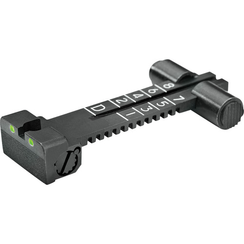 MEPROLIGHT LTD Tru-Dot Tritium Night Sight for AK-47 (Norinco) (Rear Sight Only - Green)