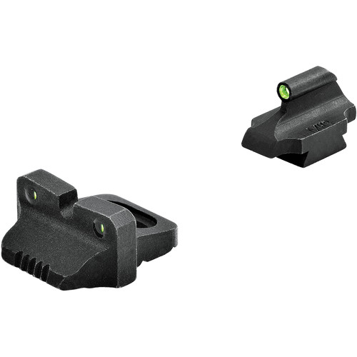 MEPROLIGHT LTD Tru-Dot Tritium Night Sight for Remington 870, 1100, 11-87 Post-09 (Set - Green/Green)