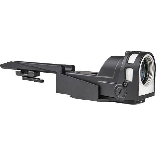 MEPROLIGHT LTD 1x30 Mepro 21 Dual-Illumination Reflex Sight with Carry Handle Adapter (5.5 MOA Dot Reticle)