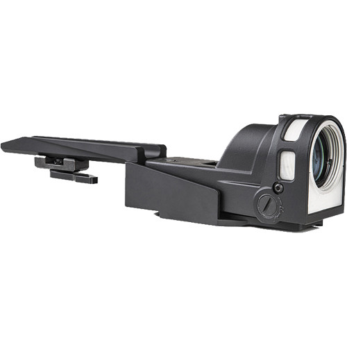 MEPROLIGHT LTD 1x30 Mepro 21 Dual-Illumination Reflex Sight with Carry Handle Adapter (Triangle Reticle)