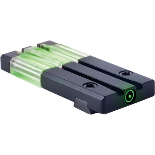 MEPROLIGHT LTD FT Bullseye Circle-Dot Pistol Sight (Glock/Rear/Green)