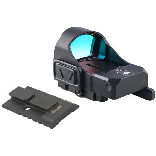 MEPROLIGHT LTD MicroRDS Red Dot Sight For Glock MOS