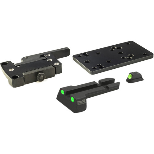 MEPROLIGHT LTD Micro RDS Mounting Adapter for CZ 75