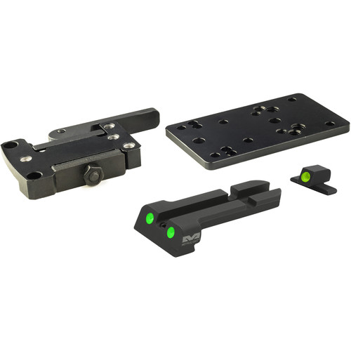 MEPROLIGHT LTD Micro RDS Mounting Adapter for Sig 226 & 320