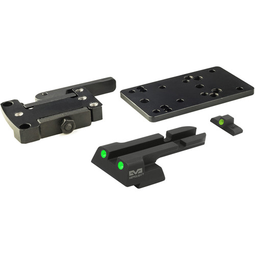 MEPROLIGHT LTD MicroRDS Adapter for H&K VP9